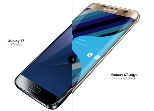 differences of S7 and S7 edge