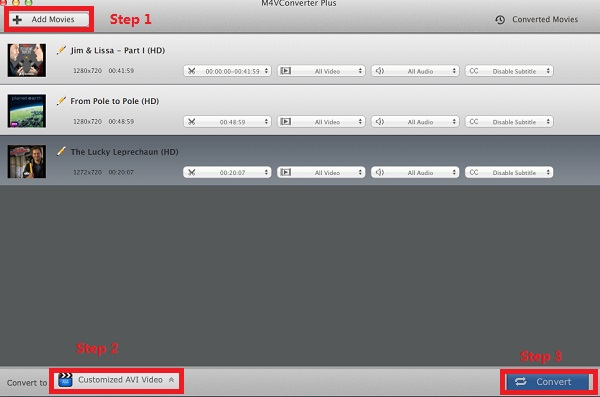 steps to remove DRM from iTunes videos