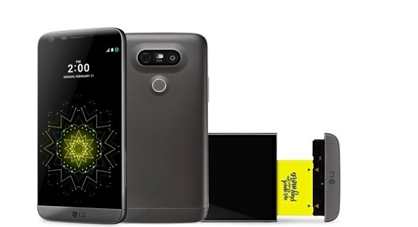 Best Android smartphones of 2016 - LG G5
