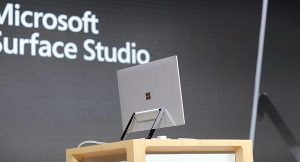 Microsoft Surface Studio released