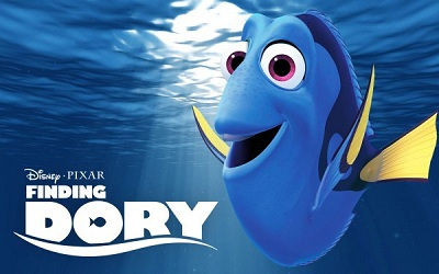 2016 Disney Movies - Finding Dory
