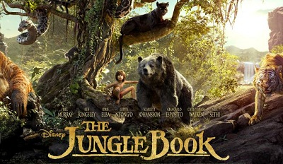 2016 Disney Movies - The Jungle Book