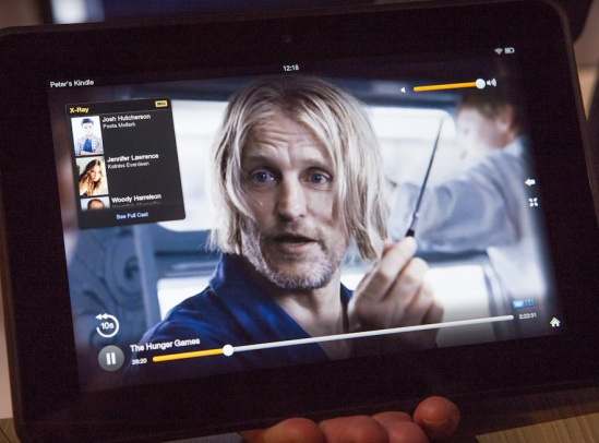 iTunes movies to kindle fire