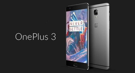 2016 best Android phone - OnePlus 3